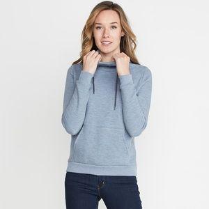 Marine Layer Bailey Fleece Cowlneck Sweatshirt